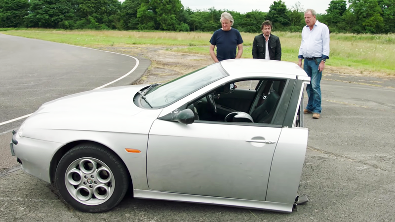 Illustration for article titled 'Celebrity Brain Crash' Axed On The Grand Tour Season 2