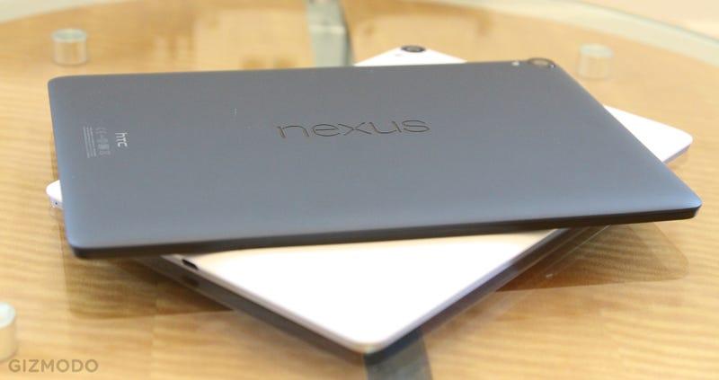 Illustration for article titled Nexus 9, toma de contacto: el iPad de Android gusta, pero no fascina