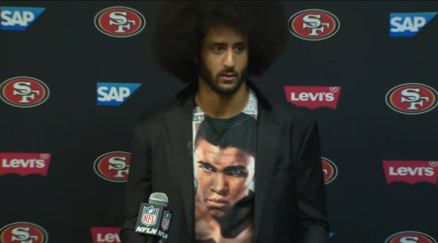 49ers' Chip Kelly pleased with Colin Kaepernick's physical prog…