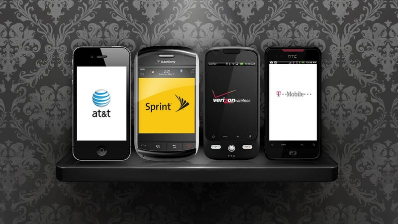 mobile cell phone carriers