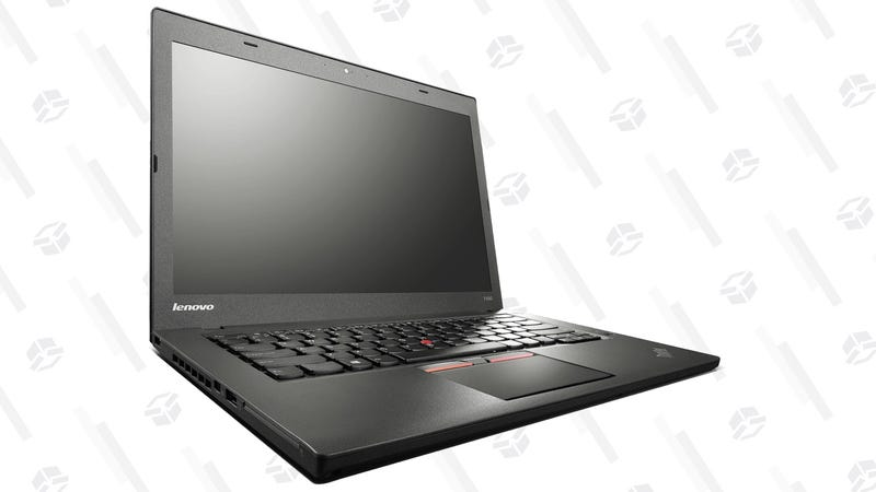 Refurb Lenovo ThinkPad Core i7/8GB RAM/256GB SSD | $530 | Amazon