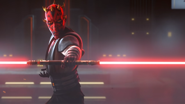 In True Star Wars Style, a Very Silly Hashtag May Have Just Revealed an Intriguing Clone Wars Secret
