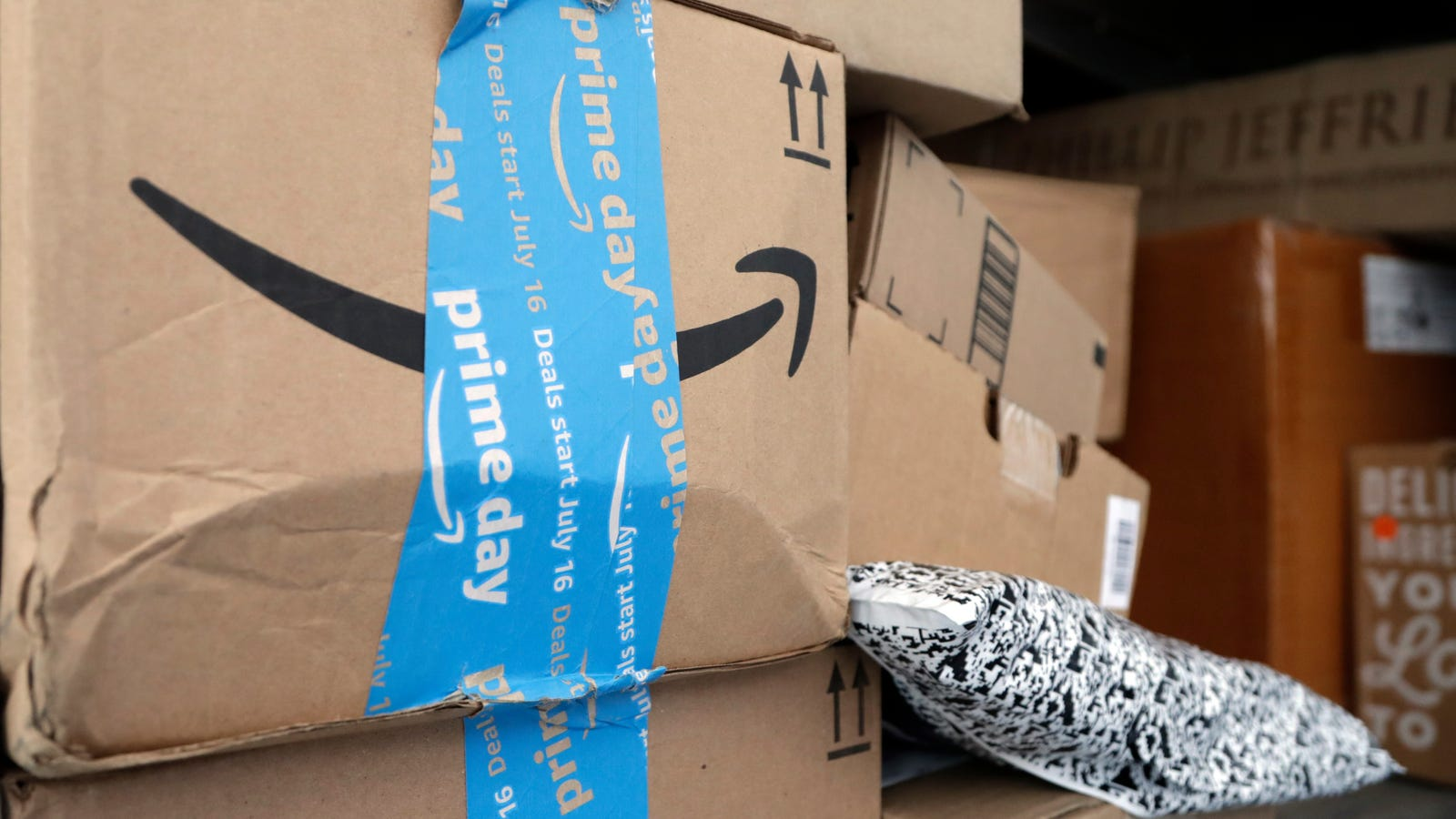 Stop Recycling Amazon's Plastic Packaging