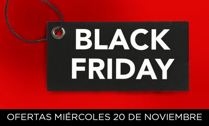 Illustration for article titled Las mejores ofertas de la semana Black Friday: miércoles 21