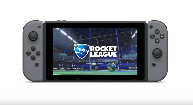 Illustration for article titled Rocket League's Switch Port Is Perfect For Casual Players