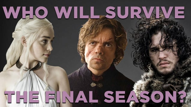 Game of Thrones  Final Season: A Definitive List of Everyone Who Will Live or Die