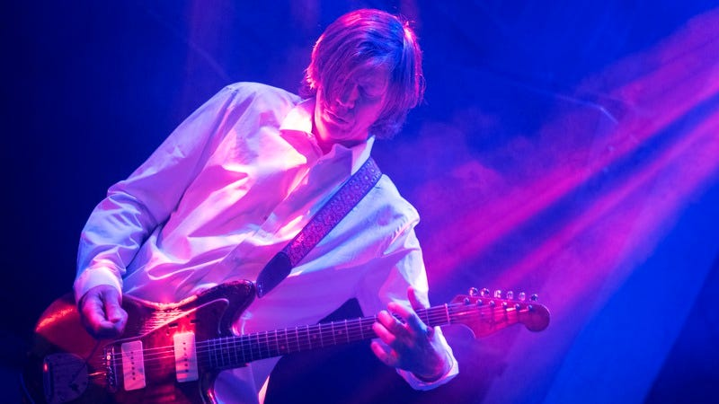 Thurston Moore (Photo: Robin Little/Getty Images)