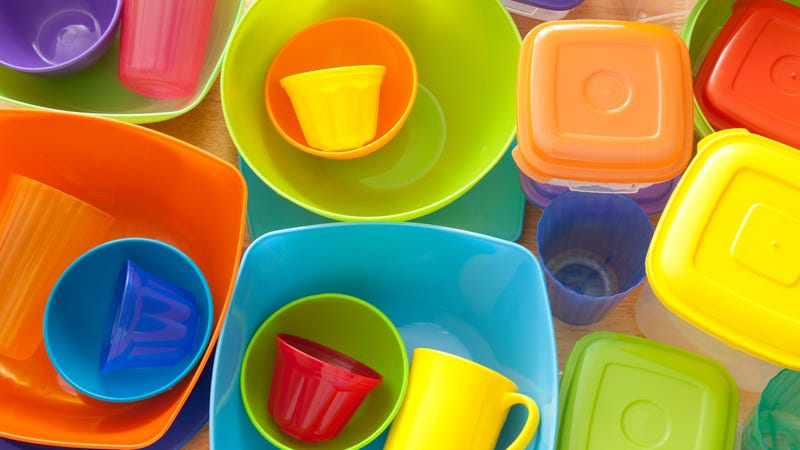 That vintage Tupperware may actually be worth something