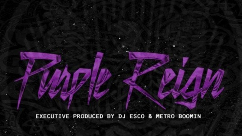 Illustration for article titled Future releases a new mixtape, Purple Reign