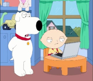 Illustration for article titled Microsoft Pusses Out on Family Guy Special