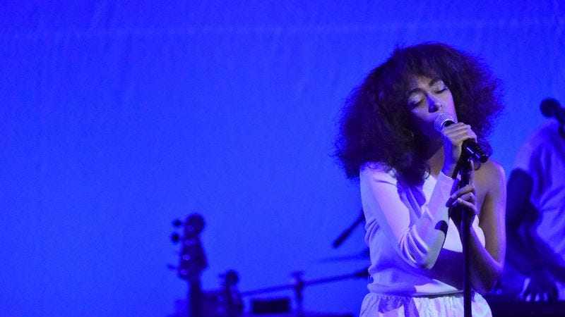 Solange Knowles (Photo: Getty Images/Mike Coppola)