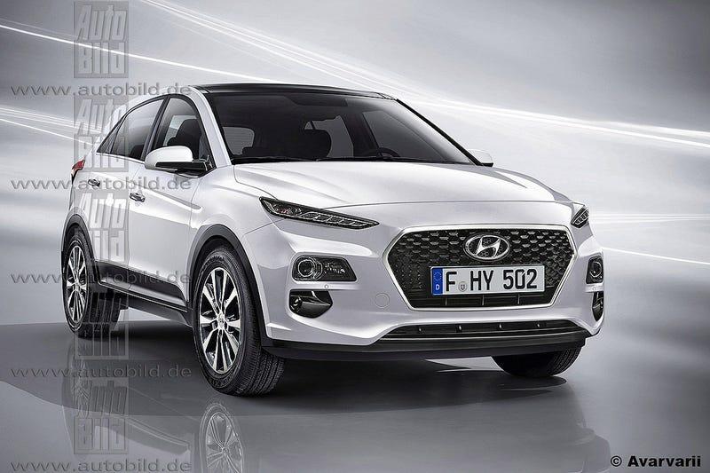 Illustration for article titled Hyundai Kona