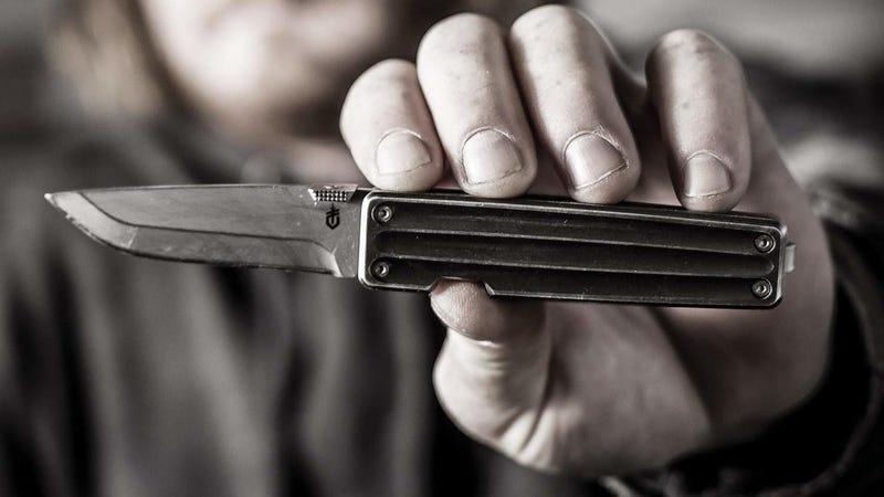 Gerber Pocket Square Knife | $24 | Amazon