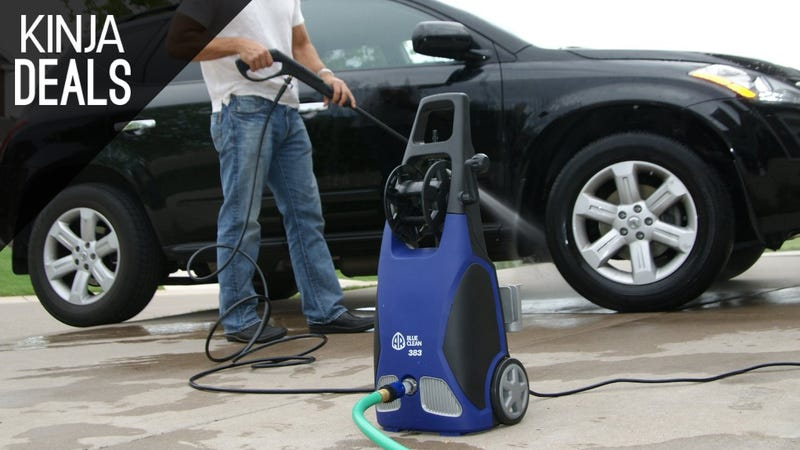 Illustration for article titled No Pressure, But This Popular Pressure Washer is Only On Sale Today