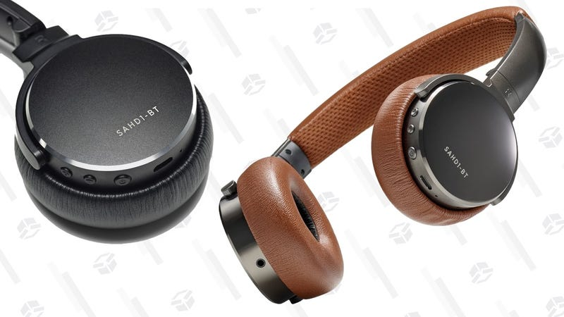 Status Audio BT One Bluetooth Headphones | $99 | Includes free IEM-X2 earbuds with preorder
