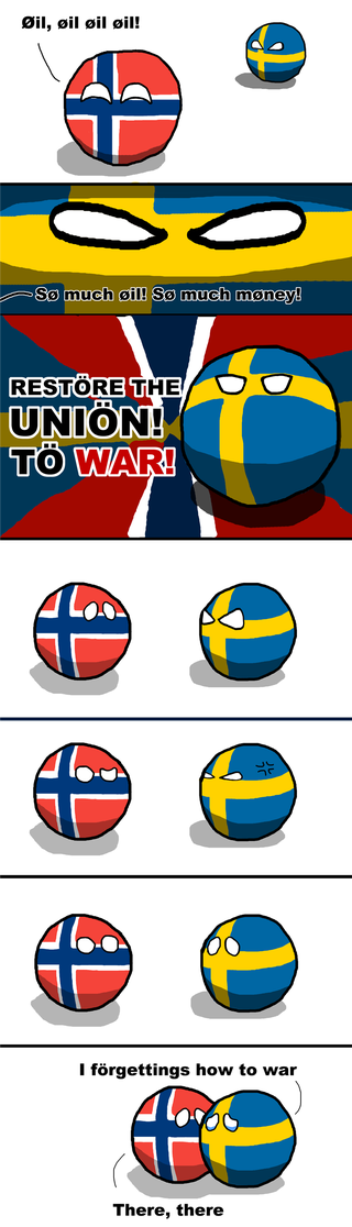 Illustration for article titled Silly Sverige