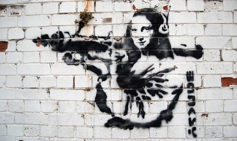 La identidad secreta de Banksy, en peligro por una nueva técnica matemática contra el terrorismo