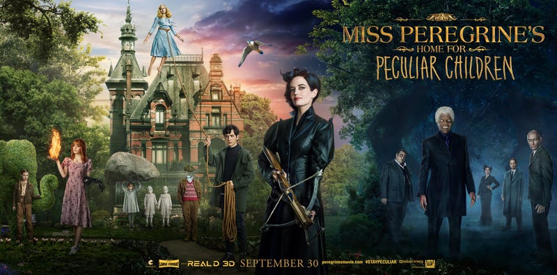 Illustration for article titled Download Miss Peregrine Movie Counter