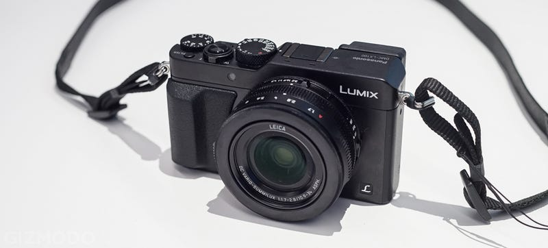 Illustration for article titled Panasonic LX100: A Whole Lot of Juice In a Not-Quite-Compact Design