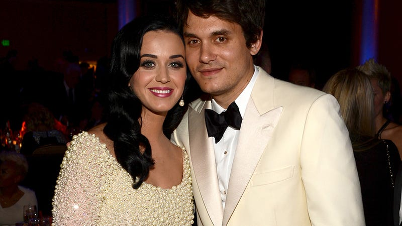 "Illustration for article titled John Mayer Proposes, Katy Perry Roars ""Sorry, Nooooo"""