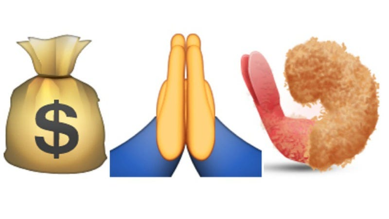 Illustration for article titled Sony just paid almost a million dollars for a movie about emoji