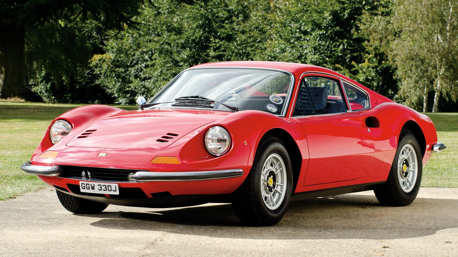 Ferrari Is Still Considering A New Dino But Doesn T Want