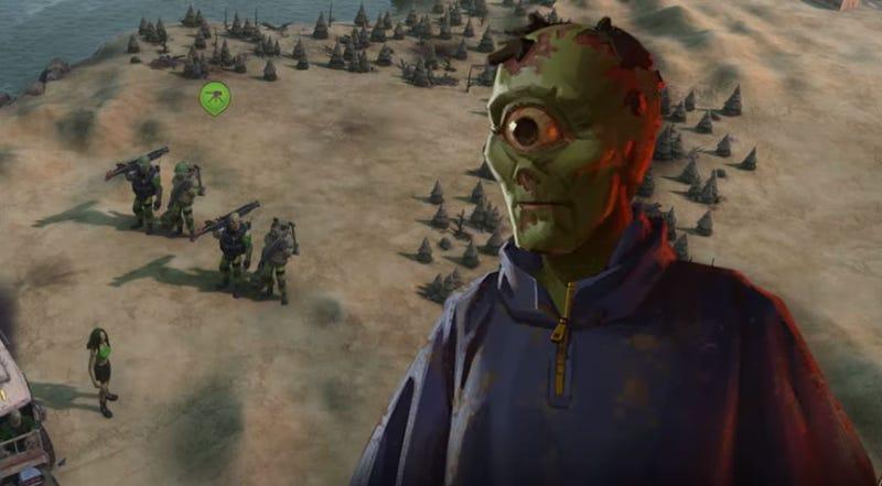 Illustration for article titled Uh, Civilization VI Has A Battle Royale Mode Now