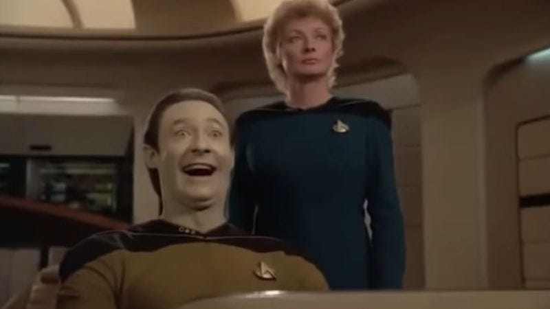 Science fiction bloopers prove it's hard to say those lines with a straight face
