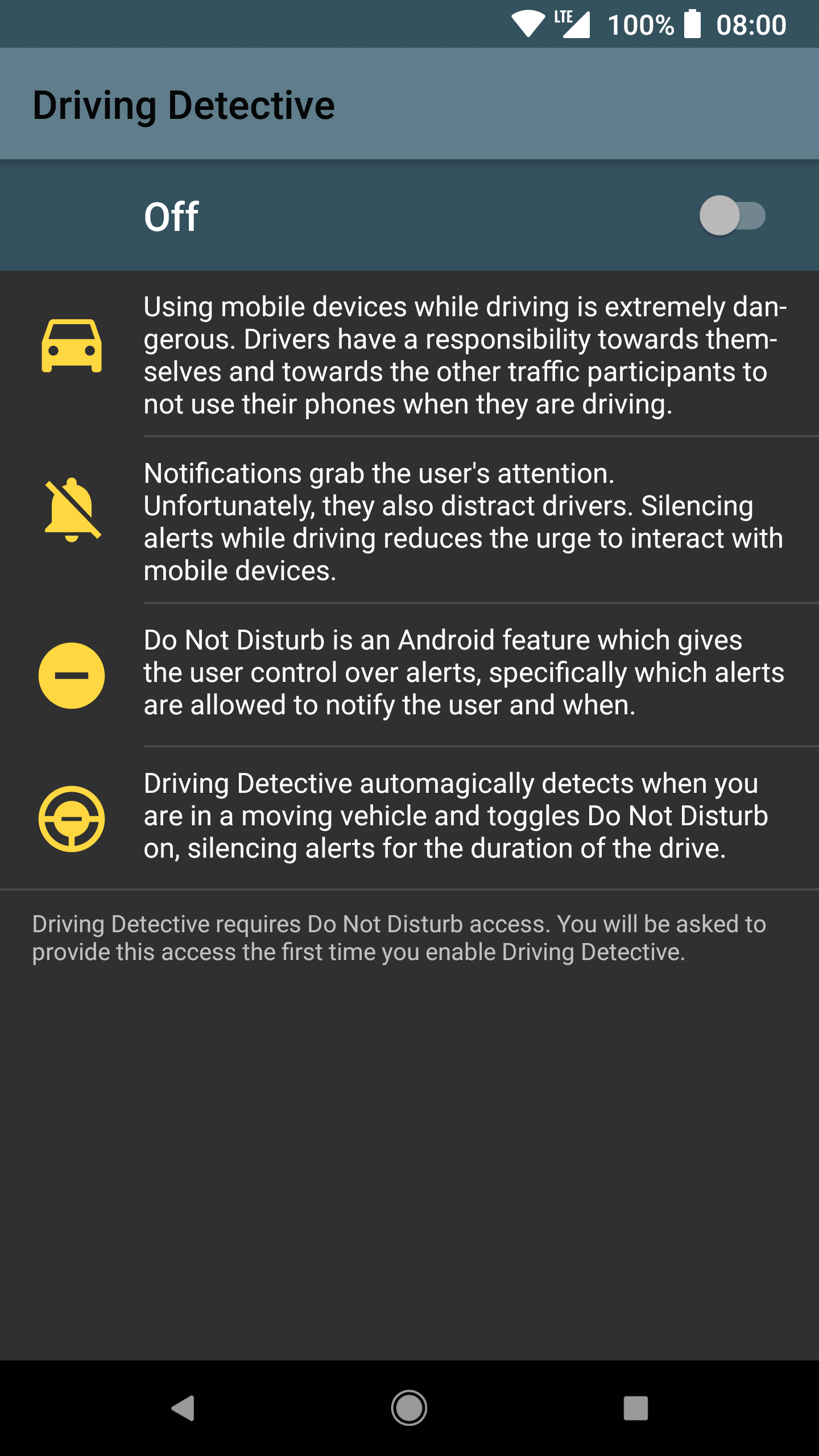 How to Get 'Do Not Disturb While Driving' Mode for Any Android Phone