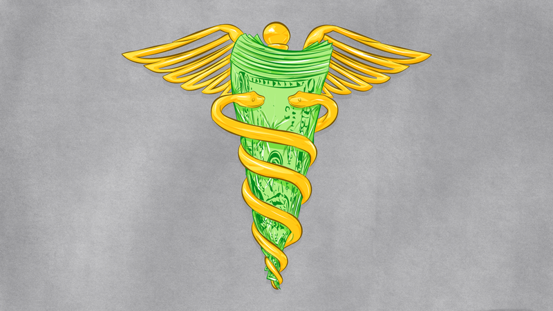 Illustration for article titled Why Health Care Is So Expensive