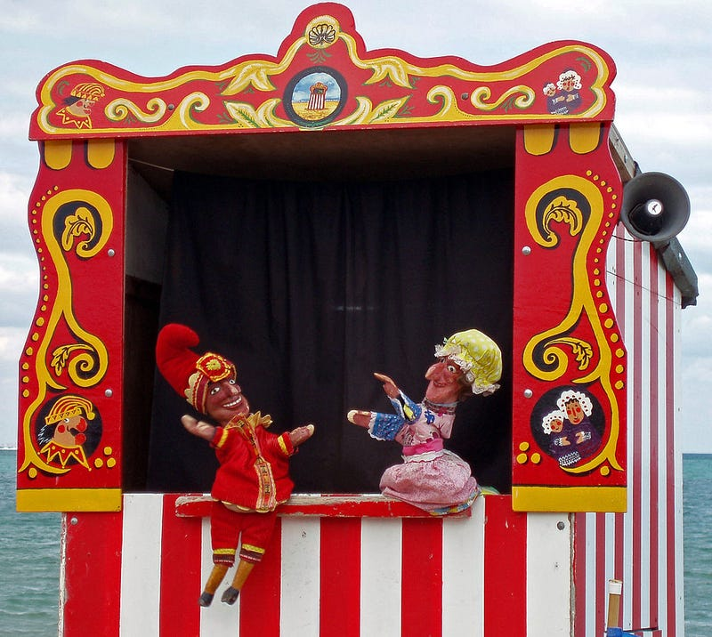 Illustration for article titled Testing with Marionettes