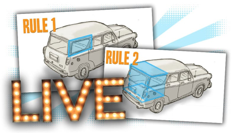 Illustration for article titled What's A Wagon? What's A Coupé? Let's Clear This All Up LIVE