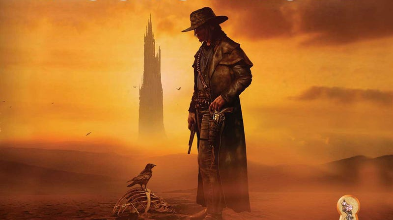 The Dark Tower series is a moving forward at Amazon.