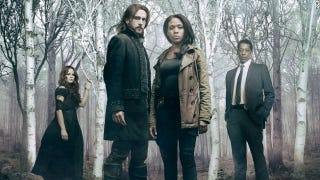 Illustration for article titled Tonight's Sleepy Hollow was probably the best S2 episode to get into blind