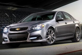 Illustration for article titled I can't be the only one who thinks this about the Chevy SS...