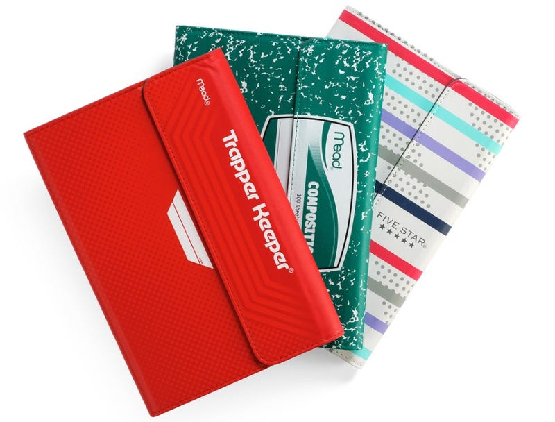 Illustration for article titled Your Old School Trapper Keeper Is Making a Comeback As a Tablet Case