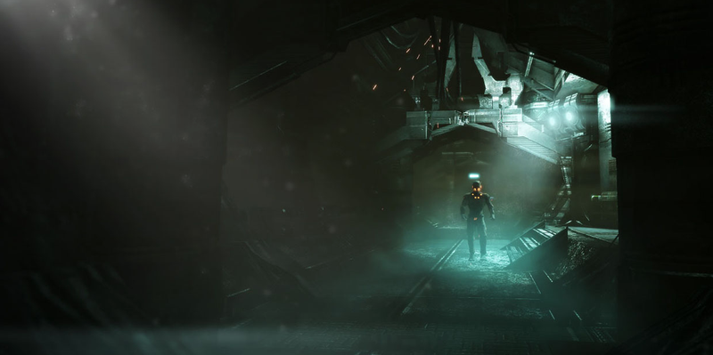 Illustration for article titled Solarix mezcla el terror de Dead Space con Deus Ex y es genial