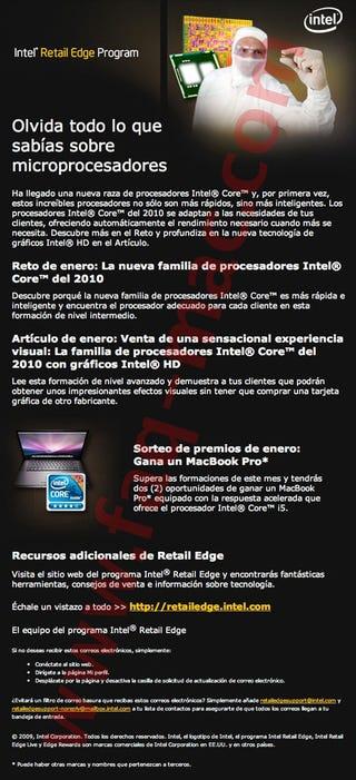 Illustration for article titled Intel Promotion Leaks Core i5 MacBook Pro? UPDATE