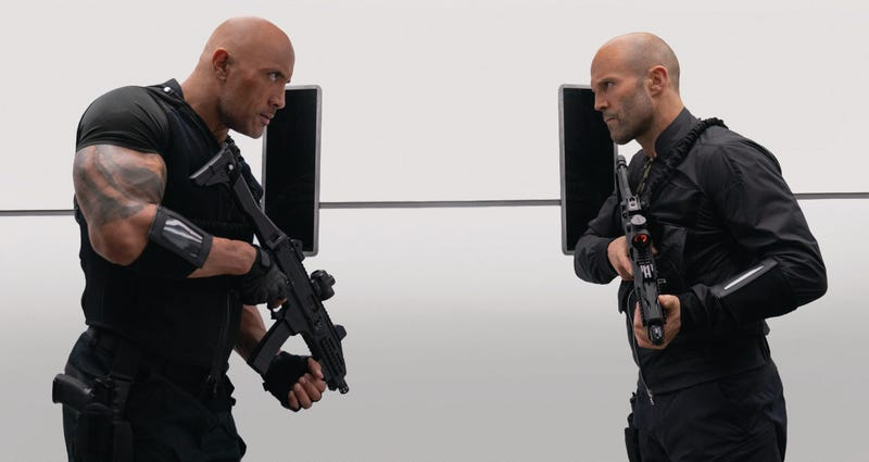 Illustration for article titled Don't be a candy-ass, Chicago—see Hobbs & Shaw early and for free