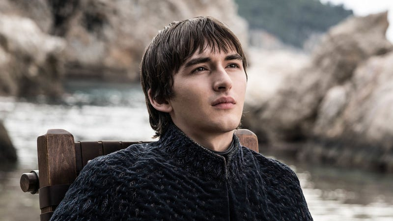 Yep, that's Bran all right.