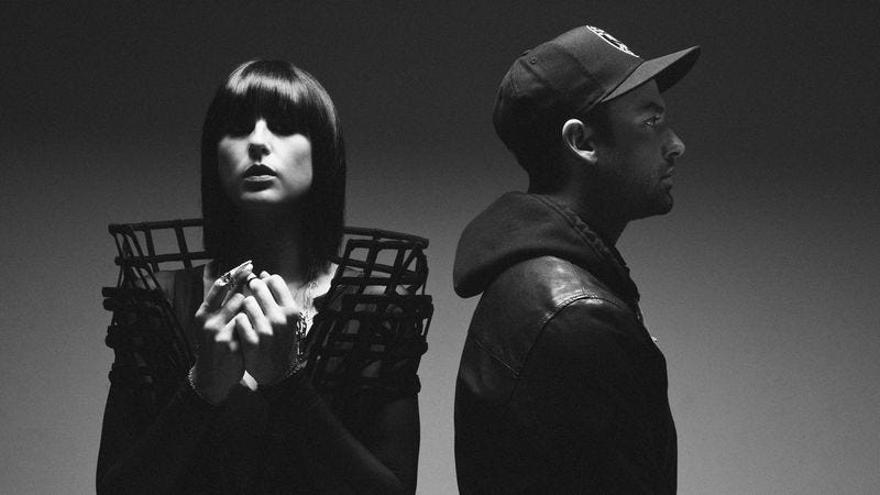Illustration for article titled Electropop duo Phantogram comes into its own on album No. 2