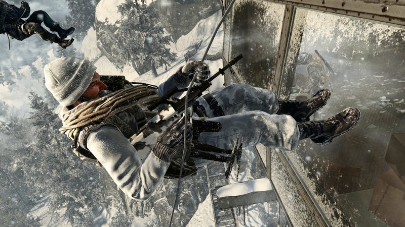 Illustration for article titled Call of Duty: Black Ops In 3D Improves Look, But Is Not Must-See TV