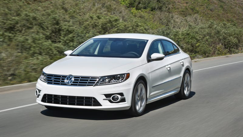 Illustration for article titled Nearly 30,000 Volkswagen Tiguans and CCs Recalled for Faulty Airbag Modules