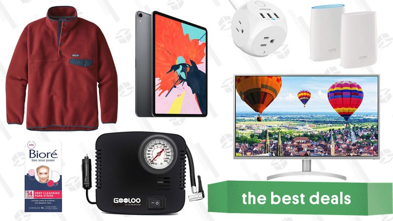 Illustration for article titled Tuesday's Best Deals: iPad Pro, Mrs. Meyers, CBD Gummies, and More