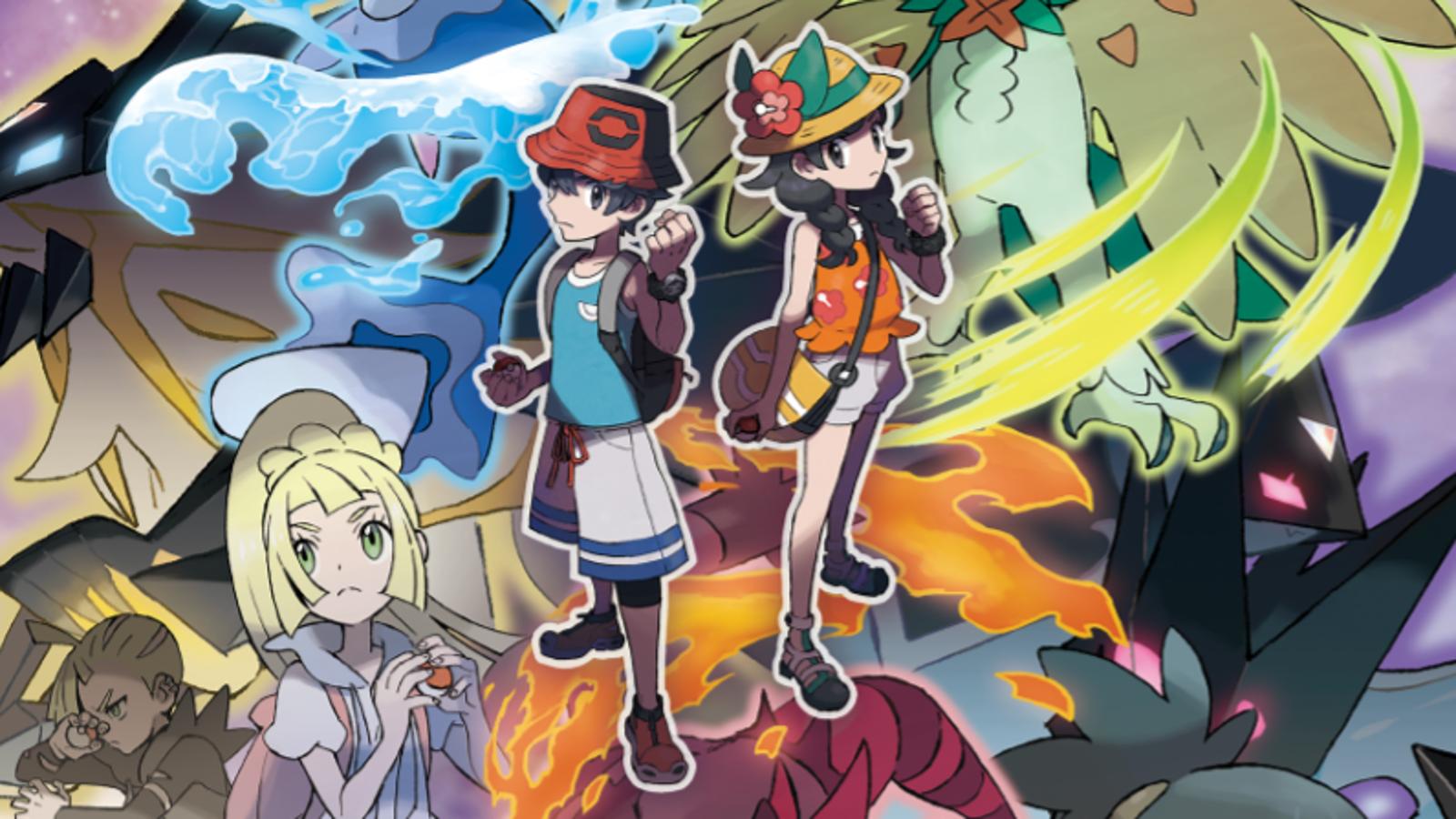 Ultra Pokémon Sun and Moon Make Hunting Shiny Pokémon Way Easier