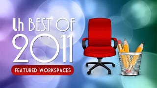 Illustration for article titled The Best Featured Workspaces of 2011