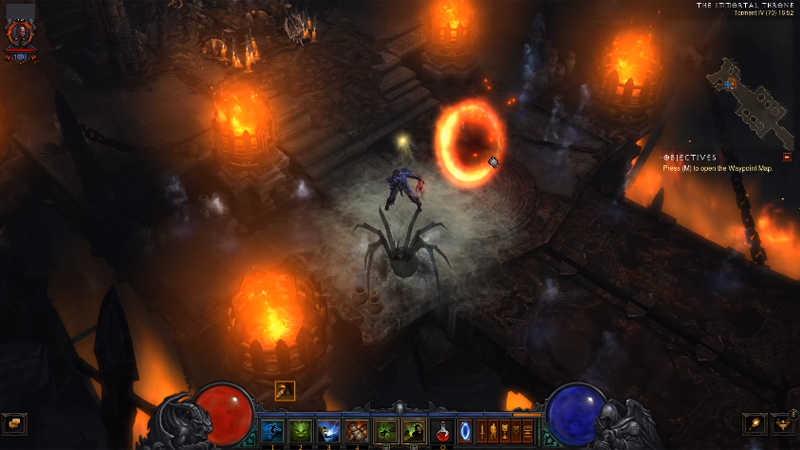 Diablo III Players Discover New Secret Cow Level