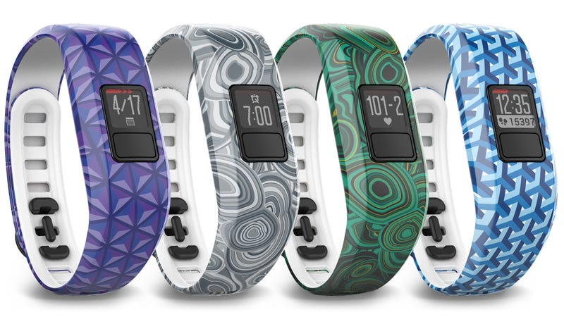 Illustration for article titled Garmin's vívofit 3 Fitness Tracker Detects Exactly How You're Staying Active