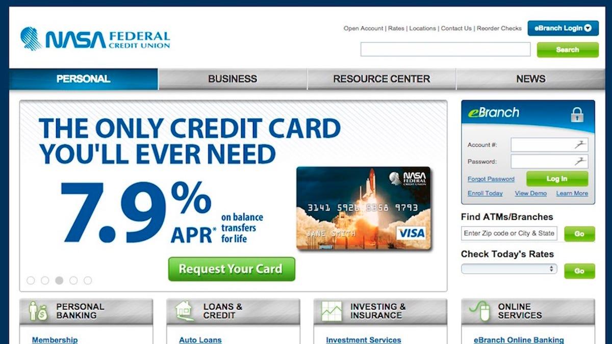 five best credit unions