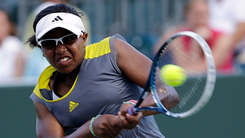 Illustration for article titled 17-Year-Old Victoria Duval Upsets Champ in US Open First-Round